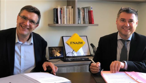 signature convention FASTT FNAIM